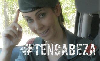 """Komische maar serieuze video's tijdens de """"ten cabeza"""" campagne van de Spaanse Guardia Civil"""
