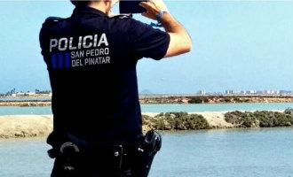 Plassen in zee levert hoge boetes op in Murcia