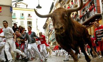 De San Fermín feesten in Pamplona zijn veel meer dan alleen maar stierenrennen