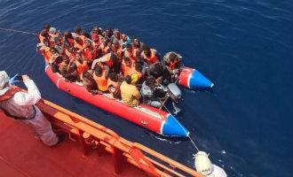 Aantal Afrikaanse illegalen dit jaar twee keer zoveel ten opzichte van vorig jaar in Spanje