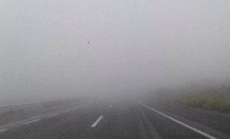 Galicië heeft een 200 miljoen euro kostende snelweg die regelmatig dicht moet vanwege de dichte mist