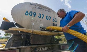 Meer dan 100 dorpen in Spanje hebben door de droogte geen kraanwater meer