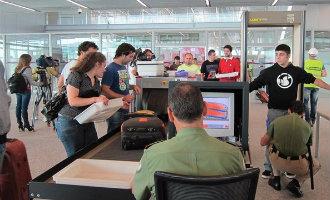 Beveiligingswerkers op alle Aena vliegvelden in Spanje gaan vanaf september 25 dagen staken