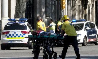 AANSLAG BCN: 3 Nederlanders gewond en 1 Belg overleden bij terroristische aanslag van Daesh/IS in Barcelona