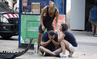 AANSLAG BCN: Autoriteiten bevestigen AANSLAG in Barcelona met officieel 13 doden en 50 gewonden