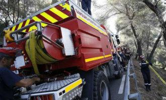 Wandelpad Caminito del Rey in Málaga één uur gesloten vanwege bosbrand