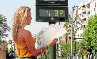 Vijf plaatsen in Spanje waar de temperaturen het hoogst zijn in augustus