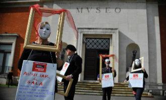 Musea Barcelona gesloten vanwege staking personeel