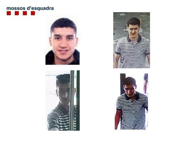 AANSLAG BCN: Politie heeft de hoofdverdachte van de terroristische aanslag in Barcelona neergeschoten
