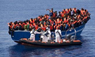 Aantal bootvluchtelingen naar Spanje dit jaar alweer drie keer meer dan vorig jaar