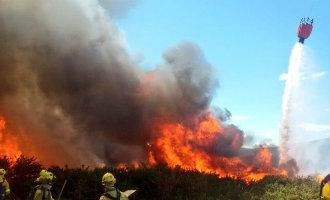 Grootste bosbrand tot nu toe dit jaar in noordwest Spanje onder controle