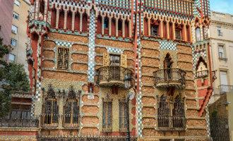 Eerste belangrijke huis van Antoni Gaudí Casa Vicens opent deze herfst na 130 jaar haar deuren voor het publiek