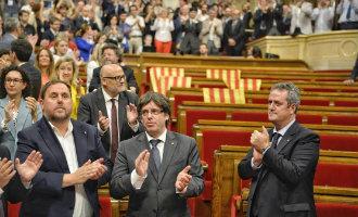Catalaanse Parlement maakt met een wet de weg vrij voor het referendum op 1 oktober