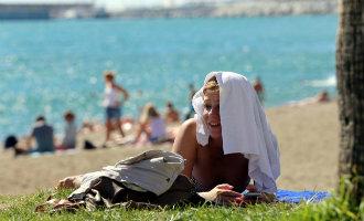 Juli en augustus waren in de provincie Málaga koeler dan normaal