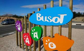 Kinderen mogen niet meer op straat spelen in de gemeente Busot in Alicante *UPDATE*