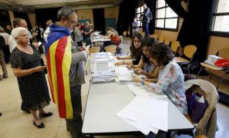 Catalaanse burgemeesters die meewerken met het referendum goed voor slechts 40% van de bevolking