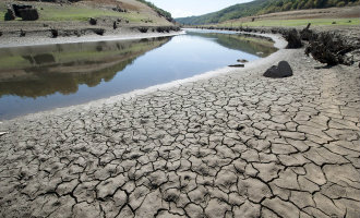 Wateralarm in Vigo vanwege grote droogte en lege stuwmeren