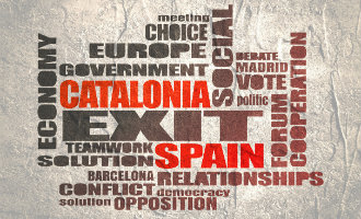 En wat nu in Catalonië? Eenzijdige afscheiding, toepassen artikel 115 of politiek overleg? (2017)