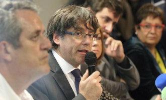 Catalaanse ex-regiopremier Puigdemont vraagt geen politiek asiel maar wil voorlopig wel in Brussel blijven *UPDATE* (2017)