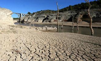 Ergste droogte sinds 20 jaar treft grote delen van Spanje waardoor er steeds meer gebrek aan water komt