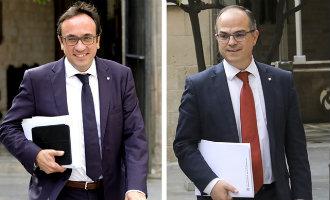 Catalaanse afgezette en gevangengezette ministers willen artikel 155 accepteren om vrij te komen