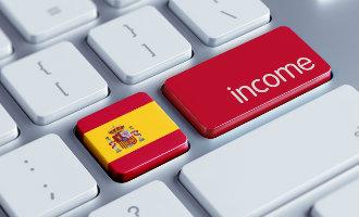 Gemiddelde salaris van 1.878 euro in Spanje voor het eerst in tien jaar tijd gedaald