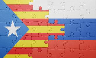 Is er sprake van Russische bemoeienis rondom de Catalaanse afscheiding van Spanje?
