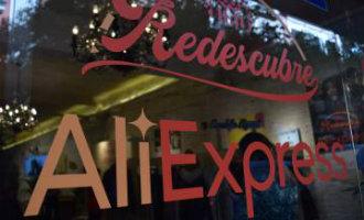 Chinese online warenhuis AliExpress opent pop-up winkel in hartje centrum Madrid