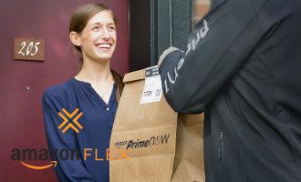 Amazon Spanje zoekt zelfstandige koeriers tegen betaling van 14 euro per uur