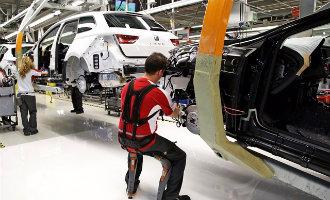 Seat verwacht in de Catalaanse fabriek in 2018 minstens 480.850 auto's te maken