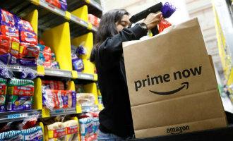 Amazon Spanje verhoogt de prijzen van de online supermarkt in Madrid