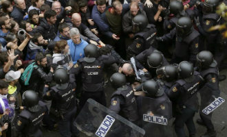 Catalaanse CUP partij beschuldigt de Spaanse staat van het plannen van een aanslag met doden in Catalonië