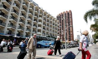 Costa Blanca regio heeft 77 procent van de beddencapaciteit in hotels deze winter