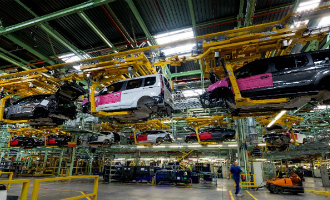 Ford gaat 750 miljoen euro investeren in fabriek in Valencia