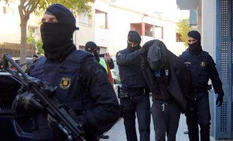 Twee verdachten aangehouden in anti-jihadistische operatie in Sant Pere de Ribes nabij de kustplaats Sitges