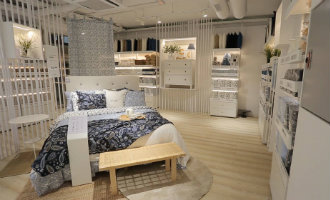 """Ikea blijft in het centrum van Madrid met hun """"tijdelijke winkel"""""""