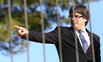 Rechter vaardigt Europees arrestatiebevel uit tegen Catalaanse ex-regiopremier Puigdemont