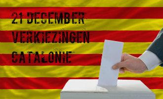 Zeventien politieke formaties voor de regionale Catalaanse verkiezingen op 21 december