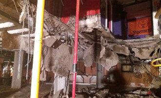 Meer dan 40 personen gewond na instorten vloer discotheek op Tenerife