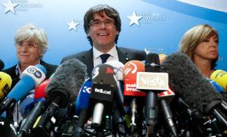 Openbare aanklager gaat gevangenisstraf vragen voor de ex-regiopremier Puigdemont en zijn regering