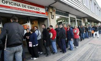 Aantal werklozen in oktober in Spanje weer gestegen en met name in Catalonië