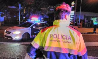 """Politie schiet bij grenscontrole in Girona een man neer die """"Allah is groot"""" schreeuwde"""