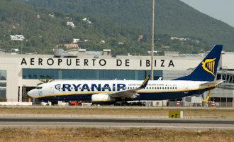 Honden zorgen voor vertragingen op het vliegveld van Ibiza