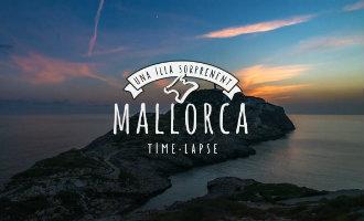 4.000 foto's verwerkt in twee mooie time-lapse video's met Mallorca als hoofdrol