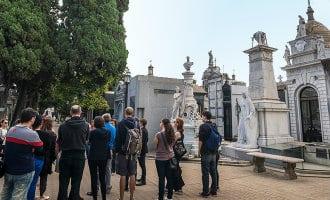 Beste begraafplaatsen in Spanje voor het toerisme