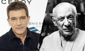 Antonio Banderas in Málaga begonnen met opnames voor tv-serie over Pablo Picasso