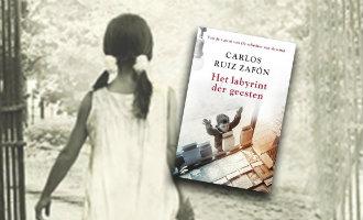 """Geniet van het Barcelona van schrijver Carlos Ruiz Zafón met zijn nieuwste roman """"Het labyrint der geesten"""""""