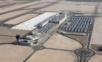 Gaat het spookvliegveld Corvera in Murcia dan eindelijk open met Aena als beheerder?