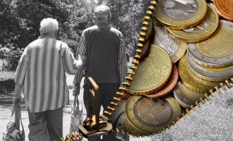Rajoy heeft 90 procent van het pensioenen reservefonds geplunderd in Spanje
