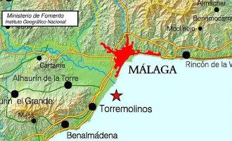 Torremolinos heeft te maken gehad met twee aardbevingen